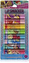 Lip Smacker Набор детских помадок бальзамов для губ 8 принцесс Disney Princess 8 Count Balm Party Pack
