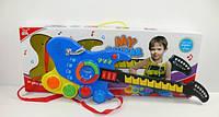 Детская музыкальная гитара - орган  389-18
