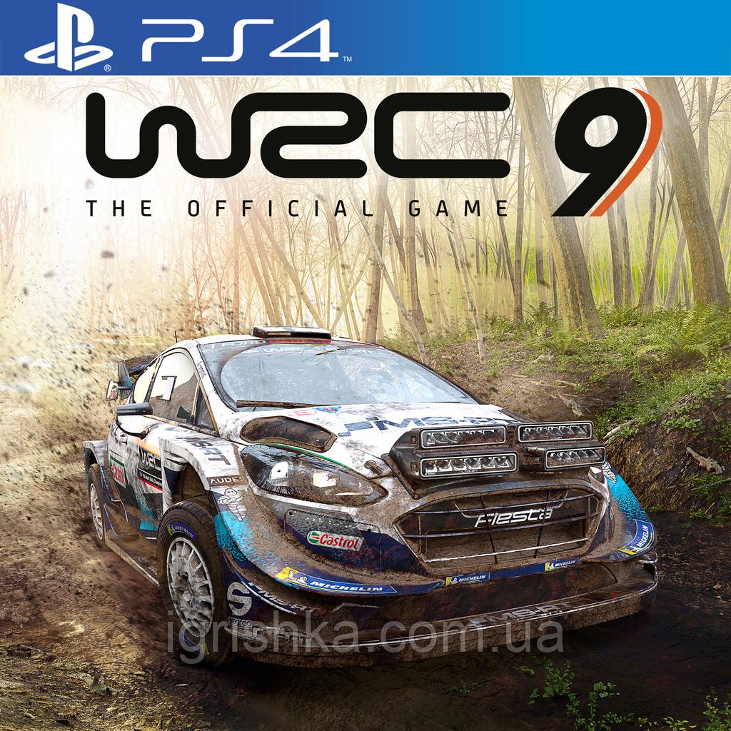 WRC 9 FIA World Rally Championship Ps4 (Цифровой аккаунт для PlayStation 4) П3