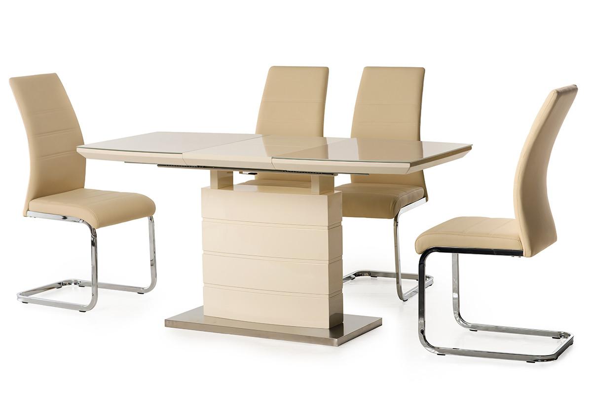 Стол ТМ-50-2 (Молочный) 1100(+400)*700