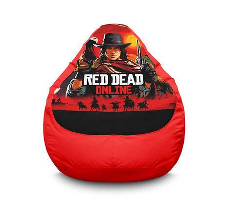 "Кресло мешок ""Red Dead Redemption 2 online"" Оксфорд, фото 2"