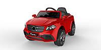 Детский электромобиль джип FL1558 EVA RED красный