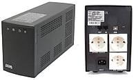 Источник бесперебойного питания PowerCom BNT-1000AP Schuko