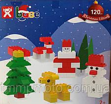 Конструктор-кубики NOBI NEW YEAR  120 деталей, фото 2