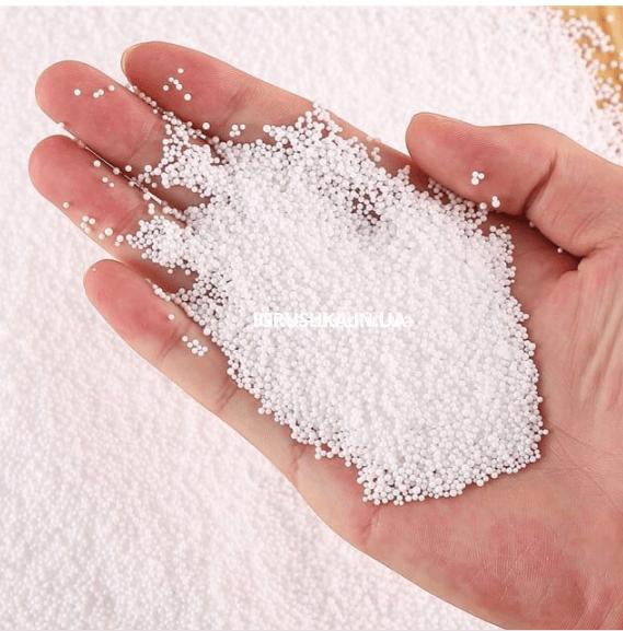 Пенопластовые микрошарики для слайма 1 мм