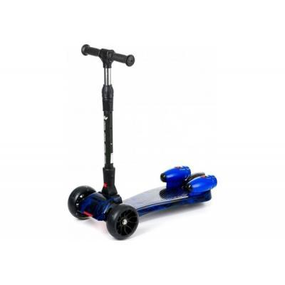 Скутер BabyHit Rocket Blue (71649)