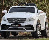 Детский электромобиль джип FL1558 EVA WHITE белый