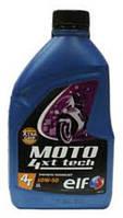 Масло моторное ELF Moto 4T XT Tech 10W-50 (Канистра 1л)