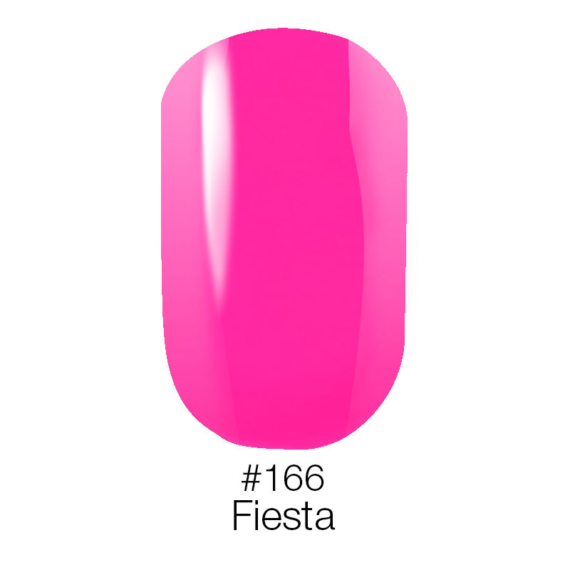 Гель лак Naomi №166 (fiesta), 6ml