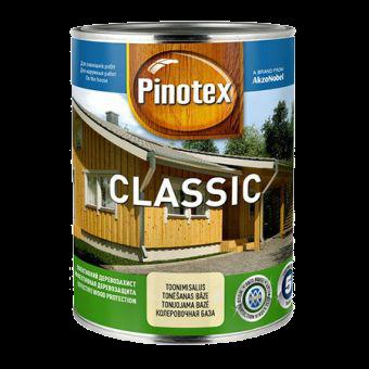 Pinotex Сlassic 1л, дуб