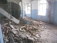 Демонтаж кирпича Кирпичной кладки Снос стен, фото 1