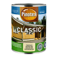 Pinotex Сlassic 1л, тиковое дерево
