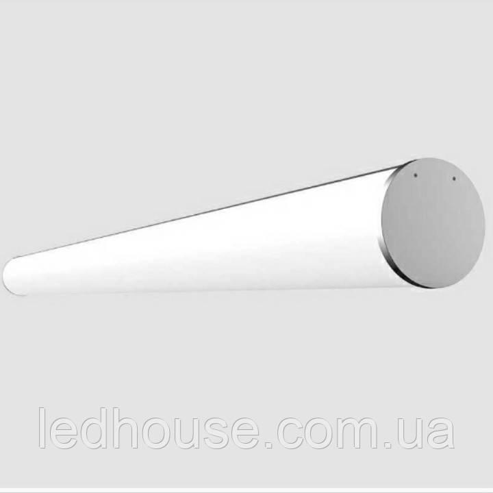 Круглий підвісний LED-профіль SP60 з розсіювачем