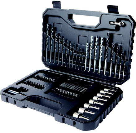 Набор инструментов Black & Decker, 80 элементов в комплекте, фото 2