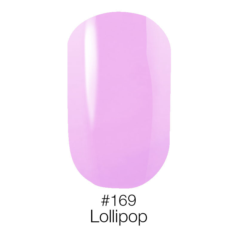 Гель лак Naomi №169 (lolipop), 6ml