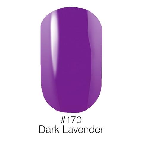 Гель лак Naomi №170 (dark lavender), 6ml