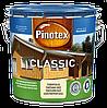 Pinotex Сlassic 3л, тиковое дерево
