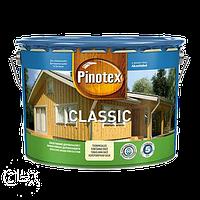 Pinotex Сlassic 10л, тиковое дерево, фото 1