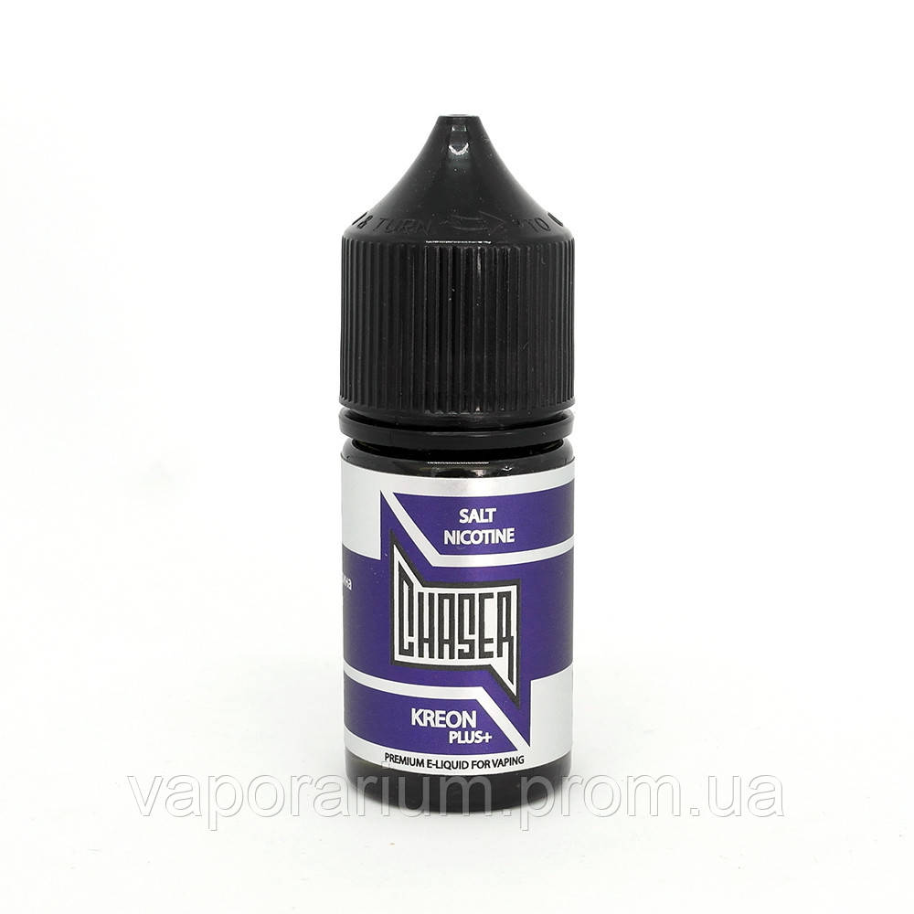Жидкость для электронных сигарет Chaser Salt Kreon 30 мг 30 мл