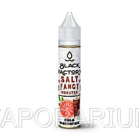 Жидкость для электронных сигарет Fancy Monster Salt Cola Waterfall 25 мг 30 мл
