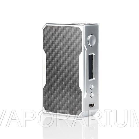 Батарейный мод Voopoo Drag 157W TC Silver Grey Black