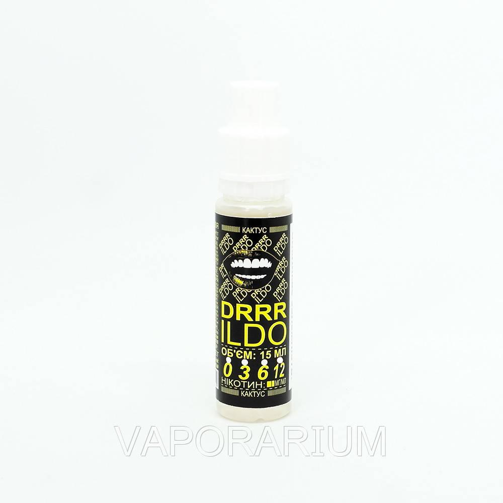 Жидкость для электронных сигарет Pink Fury Drrrildo 6 мг 15 мл