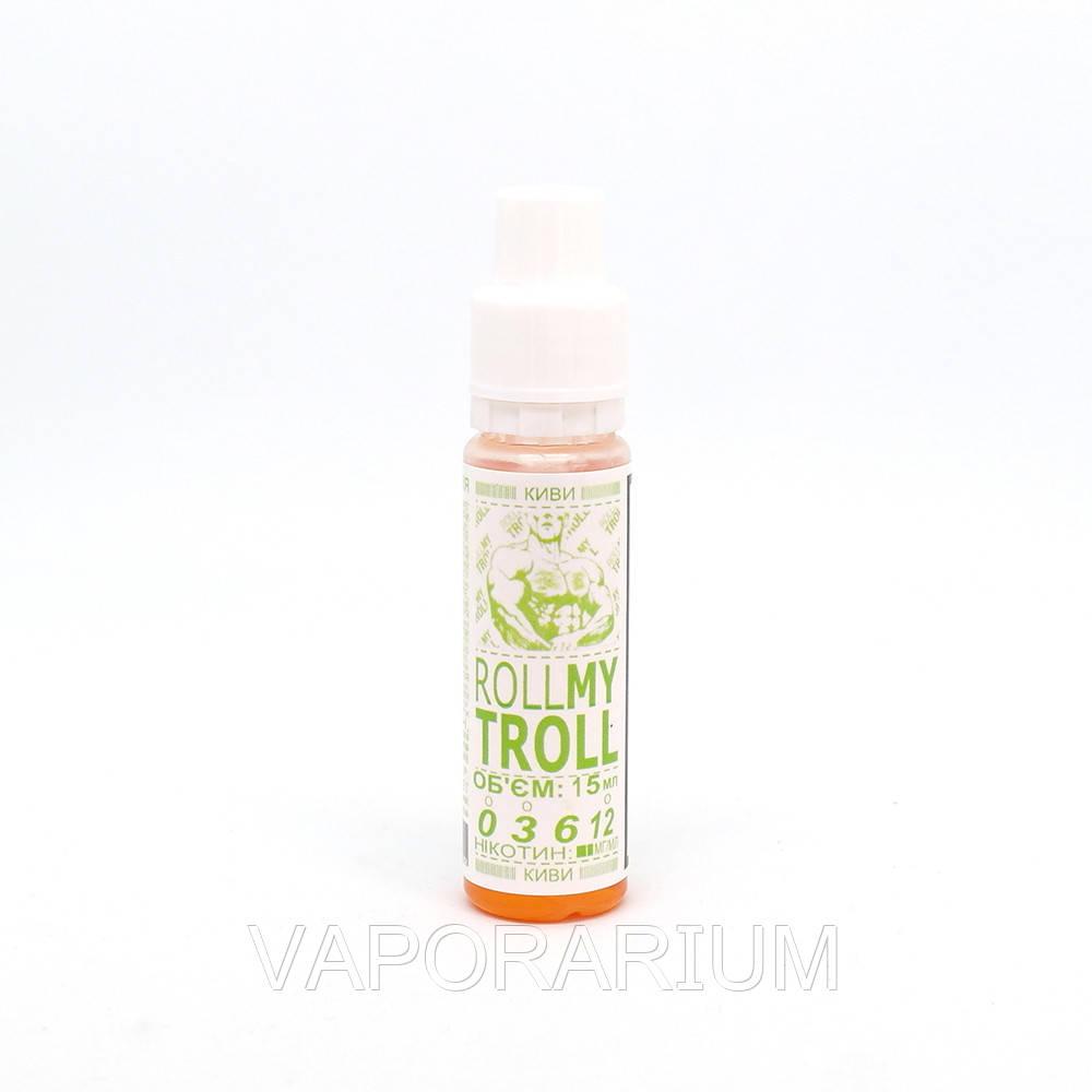 Жидкость для электронных сигарет Pink Fury Roll My Troll 6 мг 15 мл