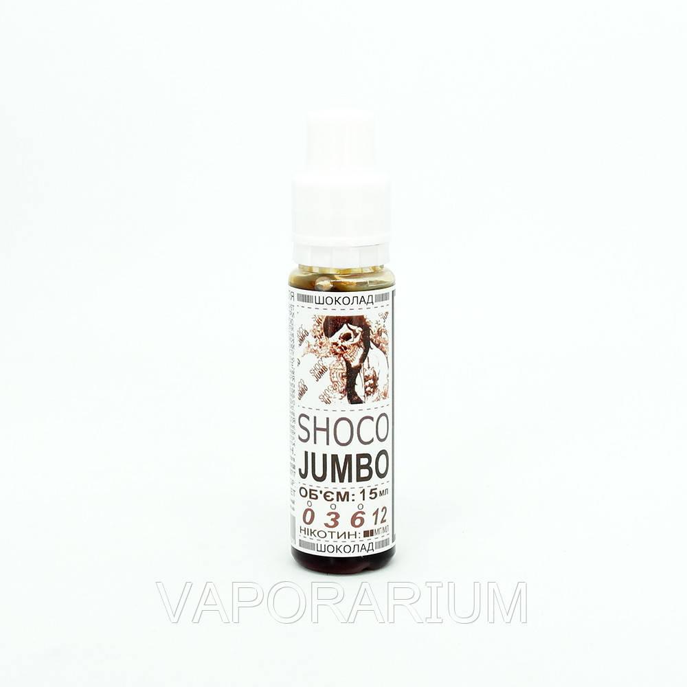 Жидкость для электронных сигарет Pink Fury Shoco Jumbo 6 мг 15 мл