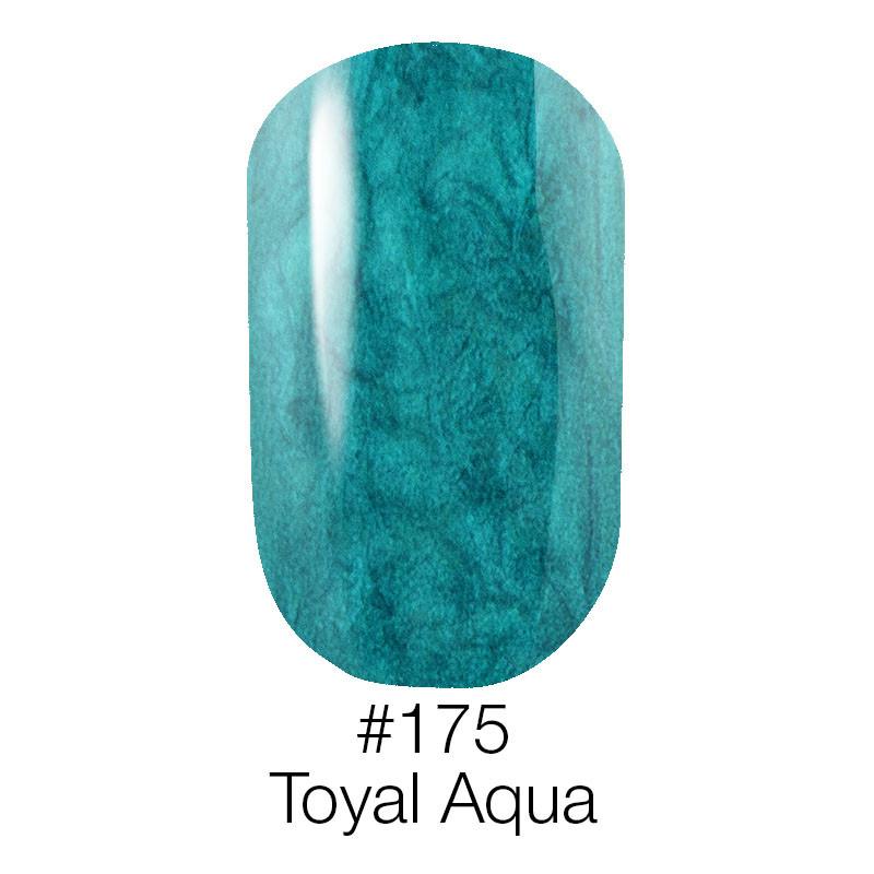 Гель лак Naomi №175 (toyal aqua), 6ml
