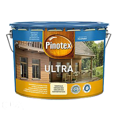 Pinotex ULTRA 10л , червоне дерево