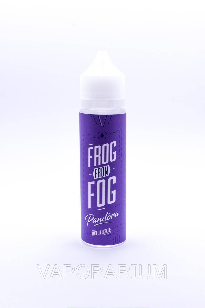 Жидкость для электронных сигарет Frog From Fog Pandora 0 мг 60 мл