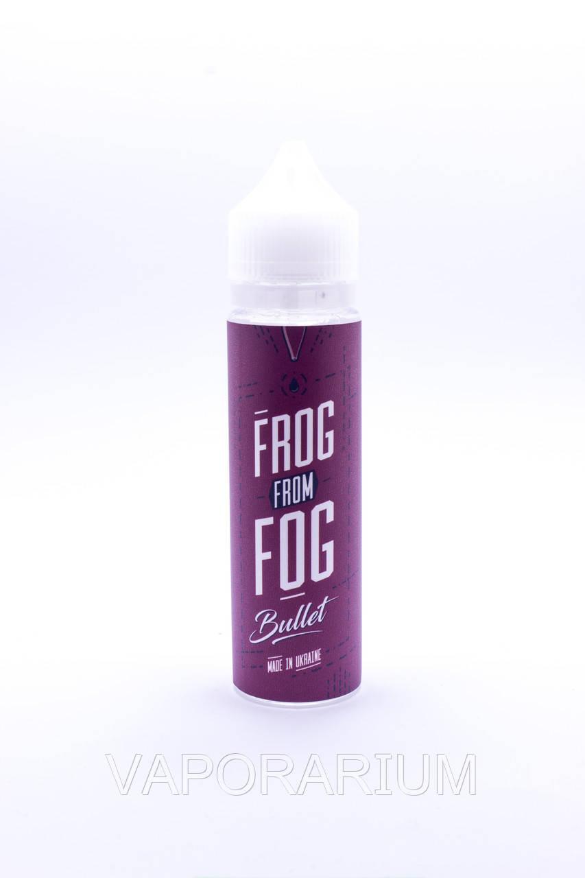 Жидкость для электронных сигарет Frog From Fog Bullet 0 мг 60 мл