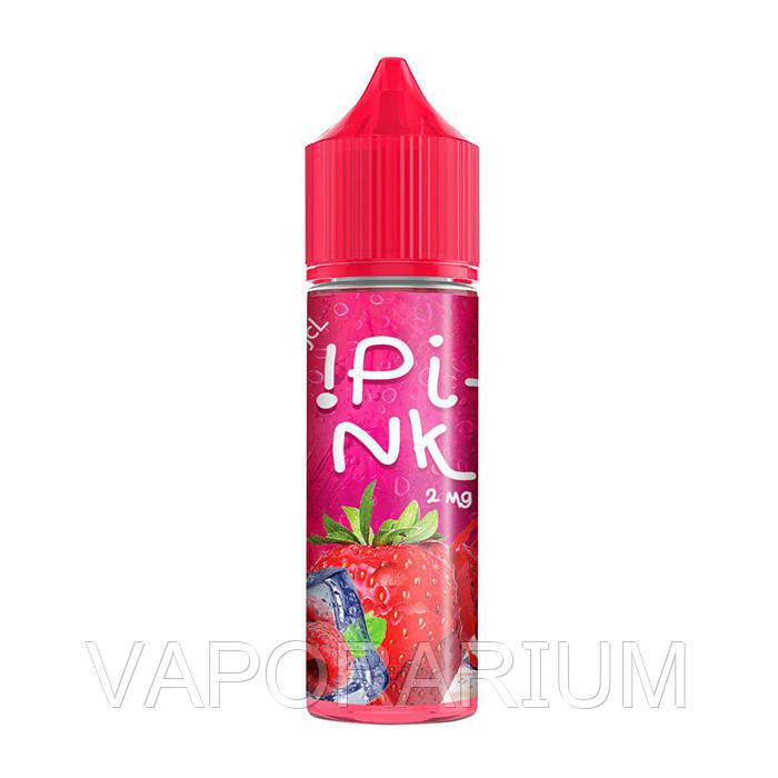 Жидкость для электронных сигарет JuiceLand Pink Lemonade 2 мг 60 мл