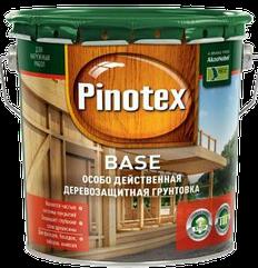 Грунтовка антисептик Pinotex Base 3л