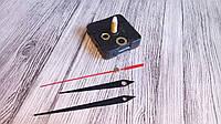 Часовой Механизм Бесшумный  для Часов Длина Штока 18 мм Резьбой 12 мм