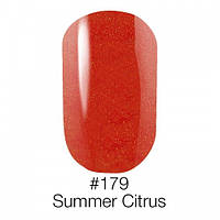 Гель лак Naomi №179 (summer citrus), 6ml