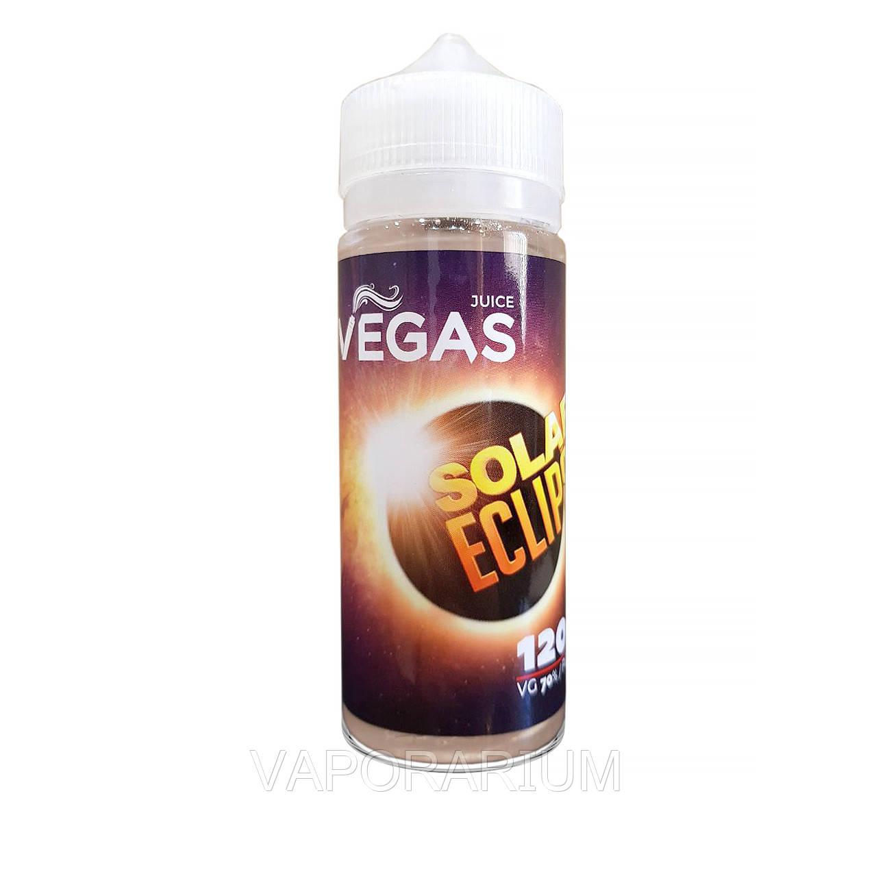 Жидкость для электронных сигарет Vegas Solar Eclipse 1.5 мг 120 мл