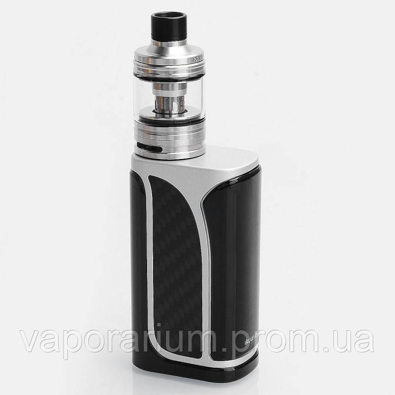 Стартовый набор Eleaf iKuu i200 with Melo 4 D25 4.5 мл Kit Silver