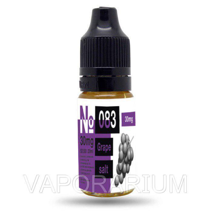 Жидкость для электронных сигарет Street Salt Grape Salt 45 мг 20 мл