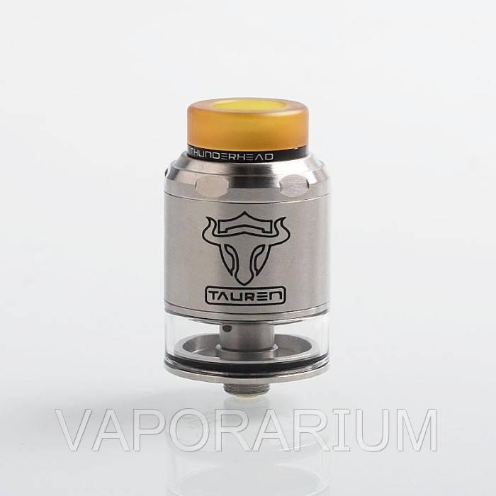 Атомайзер THC Tauren BF RDTA Silver