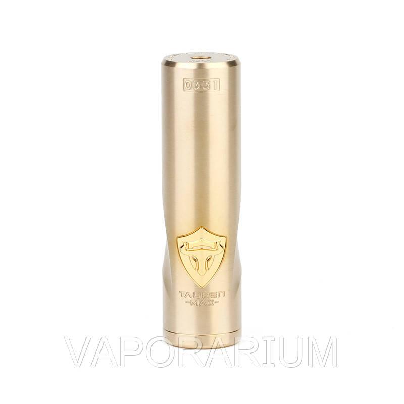 Батарейный мод THC Tauren Max Mech Mod Brass