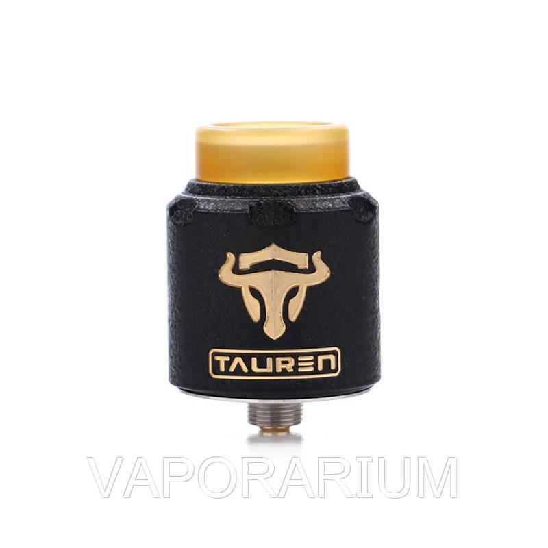 Атомайзер THC Tauren RDA Brass Black