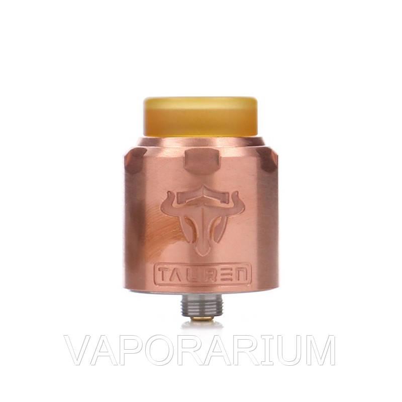 Атомайзер THC Tauren RDA Copper