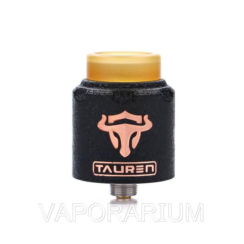 Атомайзер THC Tauren RDA Copper Black