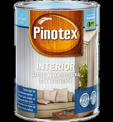 Pinotex Interior 1л, красное дерево