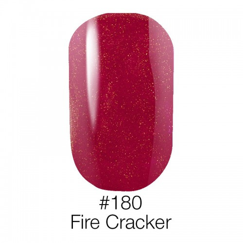 Гель лак Naomi №180 (fire cracker), 6ml