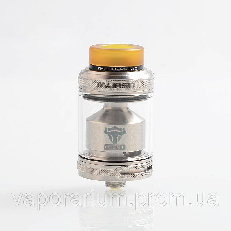 Атомайзер THC Tauren RTA Silver