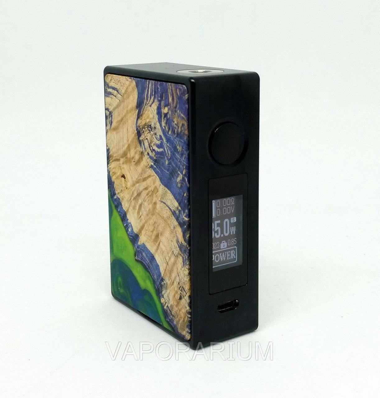 Батарейний мод Ultroner x Asmodus EOS 180W TC Blue