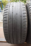 Шины б/у 225/40 R18 Michelin Pilot Sport 4, 2017 г., пара, фото 5
