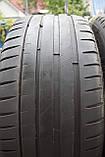 Шины б/у 225/40 R18 Michelin Pilot Sport 4, 2017 г., пара, фото 6
